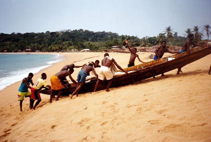 Une Journée dans la ville d'Abidjan